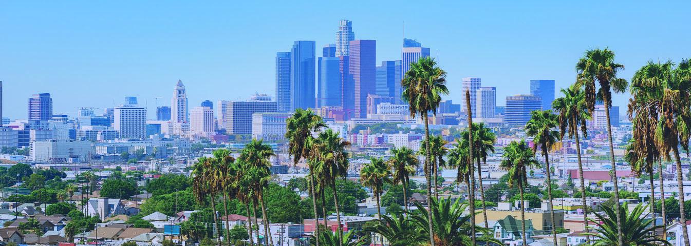 Los Angeles_Blue